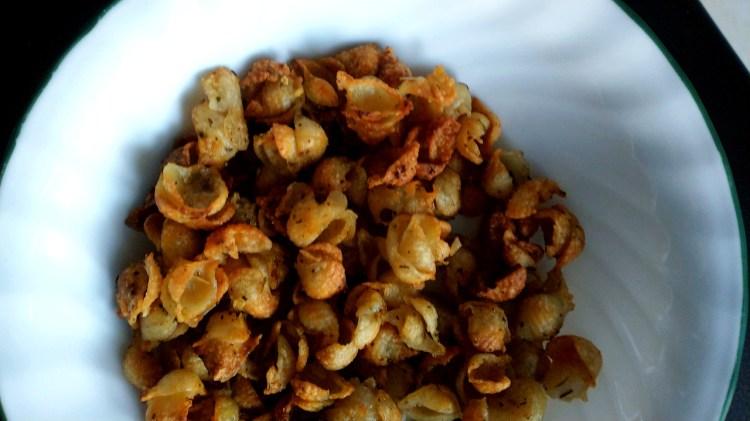 Allergy Friendly Pasta Chips (Tiktok Viral food Trend)