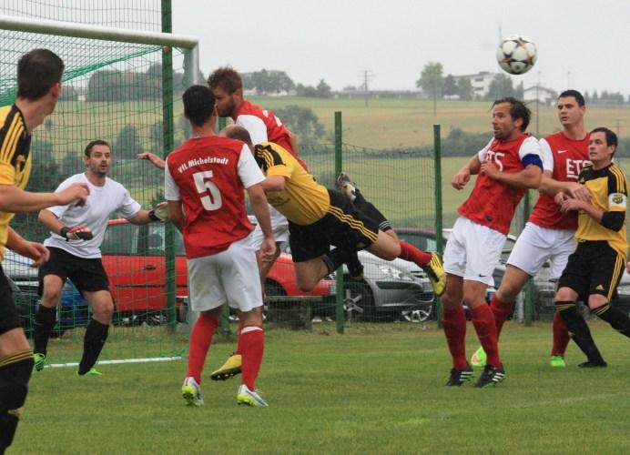 TV Hetzbach – VfL Michelstadt II 11:0 (5:0)