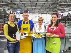 Kulinaria & Vinum Dresden 2013 Einen kulinarischen Hochgenuss präsentiert die Kulinaria & Vinum vom 01. bis 03. März 2013 im Flughafen Dresden