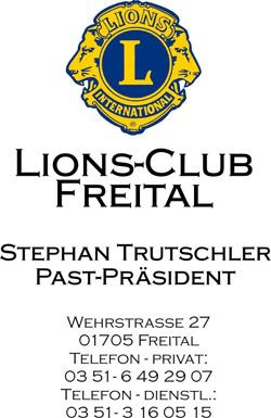 Freitaler Lions-Club bietet Fluthilfe für Pirna - Lions-Club Freital nimmt ab sofort Geräte zum Abpumpen und Trocknen entgegen