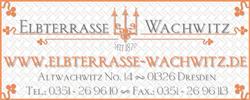 Elbterrasse Wachwitz bietet wieder Grundversorgung an - Wiedereröffnung noch unklar, doch Biergarten bietet täglich Snacks und Bier