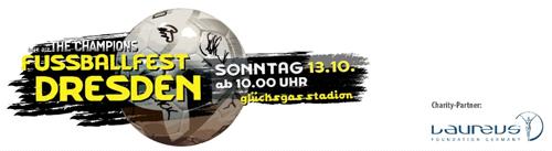 """Ein """"bunter Hund"""" betreut die Stars im glücksgas stadion - Weltenbummler Rudi Gutendorf wird Trainer in Dresden"""