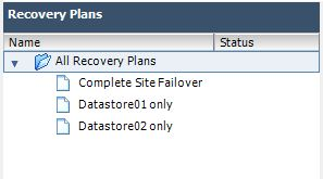 14_srm_create_recovery_plan