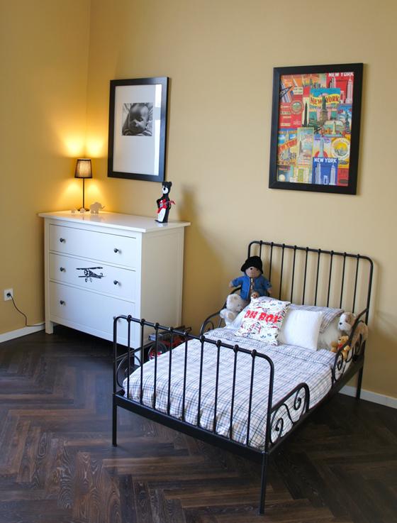 Real Kids Room Berlin Loft bed drawer