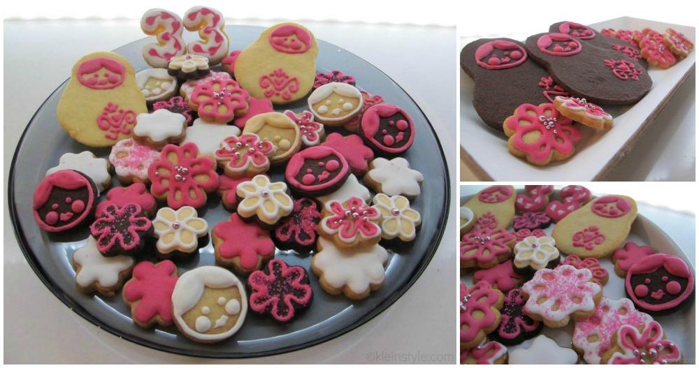 matroschka party cookies pic ©kleinstyle