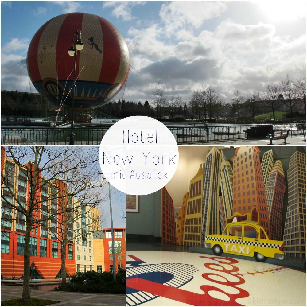 disneyland paris hotel new york mit ausblick pic ©kleinstyle.com