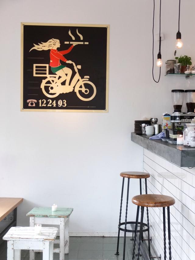 Leckeres und gesundes Frühstück in Amsterdam