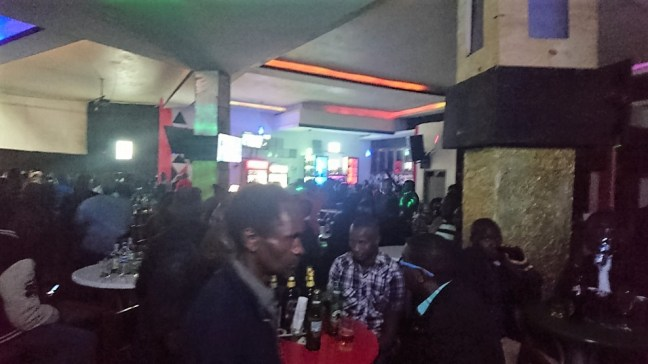 Stylish pub in Kitale