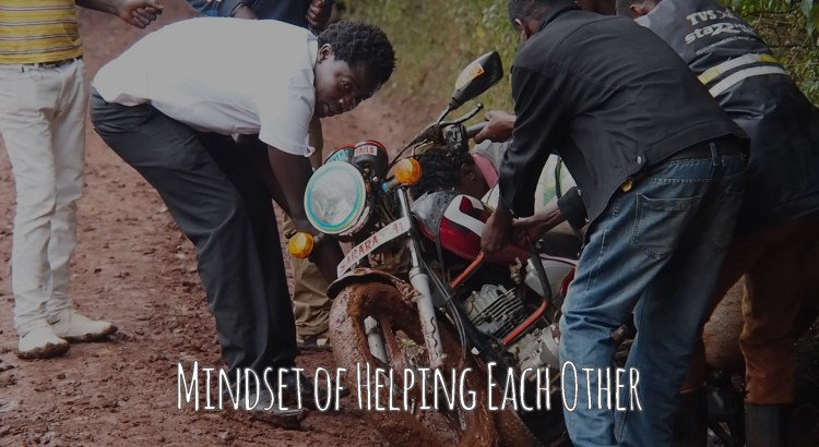 Mindset of Helping Each Other