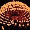 尾張津島天王祭の宵祭と朝祭