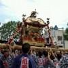 松阪祇園まつりの三社みこし