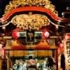 花輪ばやしは秋田県鹿角市花輪の祭り