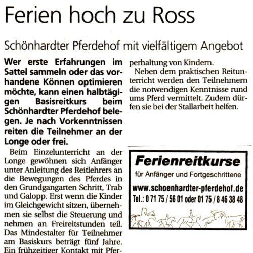 02 - Tagespost vom 11.05.2013