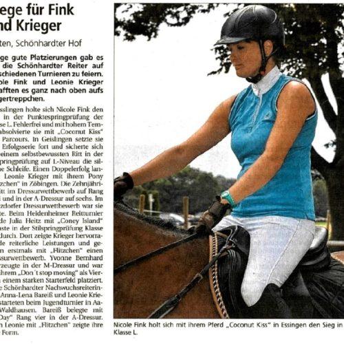 14 - Tagespost vom 26. Juli 2014