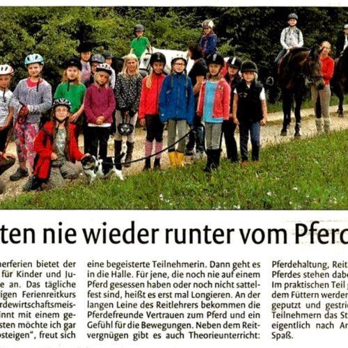19 - Remszeitung vom 19. August 2014