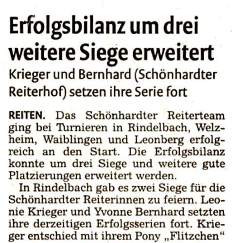 24 - Remszeitung vom 9. Oktober 2014