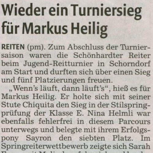 Rems-Zeitung 20.10.2009