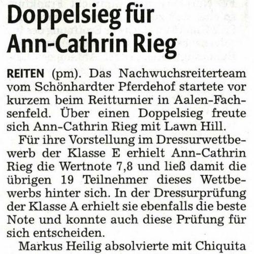 Remszeitung vom 07.07.2011