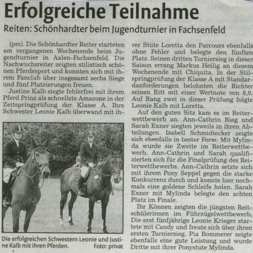 Remszeitung vom 15.04.2010