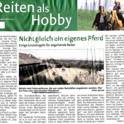 Remszeitung vom 21.06.2011