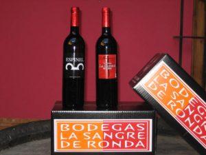 Wines from Málaga - Ronda DO