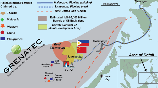 Reed Bank offers the South China Sea's best opportunity to create a template-setting Philippine-Chinese Joint Development Area. 