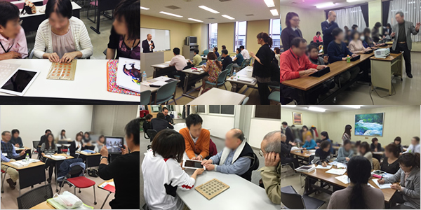 H27年度「視覚・聴覚障害のある方にiPadを教える人財育成講座」