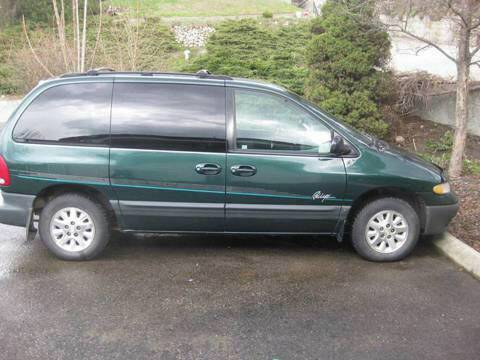 Neighbors of a resident burglarized in Danville said a van like this one was in the area at the time. PHOTO: Northridge Neighbors
