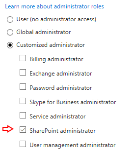 sharepoint online user policy work together - Sharepoint Administrator Duties