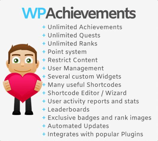 WPAchievements Features