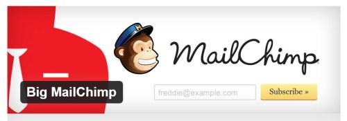 Big MailChimp