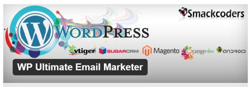 WP Ultimate Email Marketer