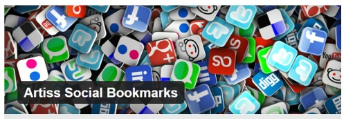 Artiss Social Bookmarks