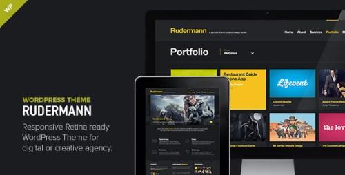 Rudermann - Responsive Retina Ready Theme