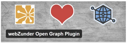 webZunder Open Graph Plugin