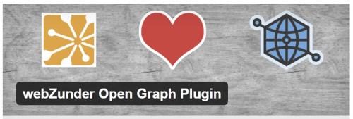 webZunder Open Graph Plugin