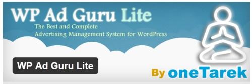 WP Ad Guru Lite