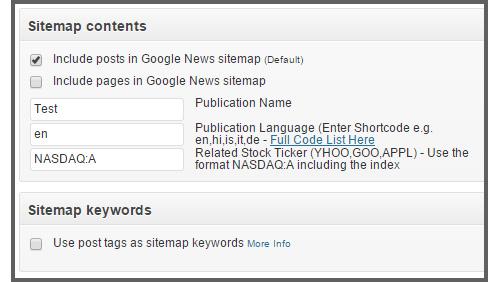 Working News Sitemap Generator For Google News