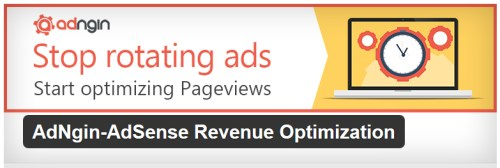 AdNgin-AdSense Revenue Optimization