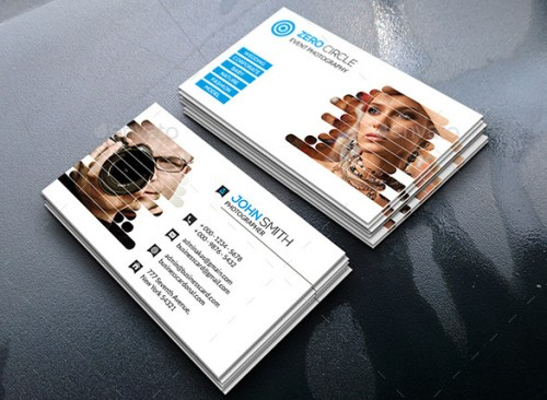 Photography Business Card 06