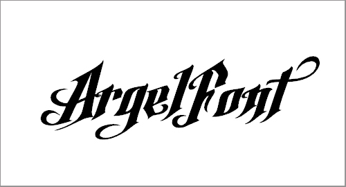 Argel Font