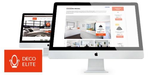 Deco Elite - Interior Design eCommerce Theme