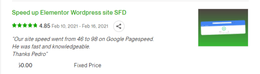pagespeed review 2