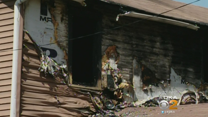 east huntingdon township fire 2 Charged In Westmoreland Co. Fire That Sent Firefighter To Hospital