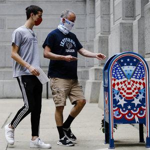 Pennsylvania Supreme Court Extends Vote By Mail Deadline, Allows Drop Boxes