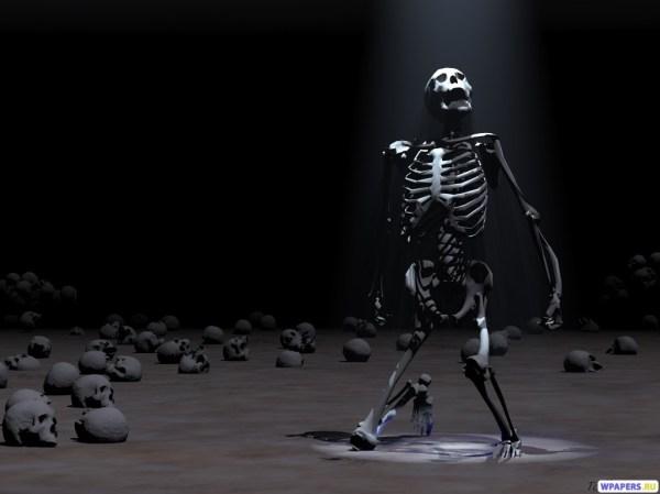 скачать картинку скелета - Скачать: музыка, фильмы, файлы