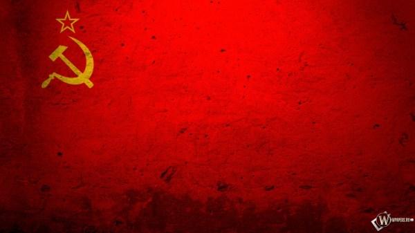 Скачать обои СССР (СССР, Красный, Флаг) для рабочего стола ...