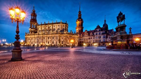 Скачать обои Дрезден Германия (Город, Германия) для ...
