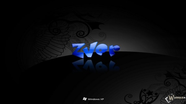 Скачать обои Zver Узоры Windows Zver Windows XP для