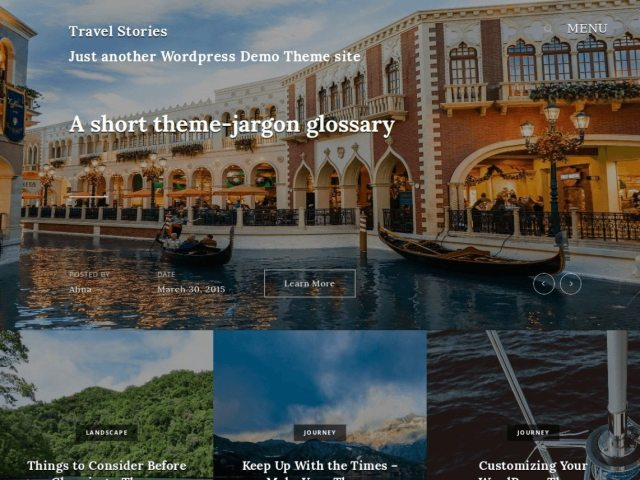 free-wordpress-hotel-theme-travel-stories